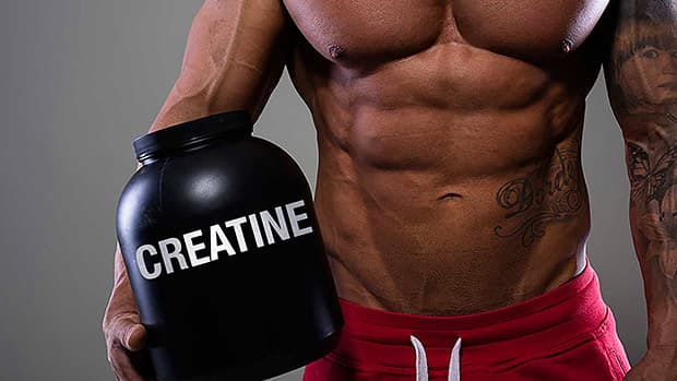 Creatine Benefits: Gain Weight, Strength and Size