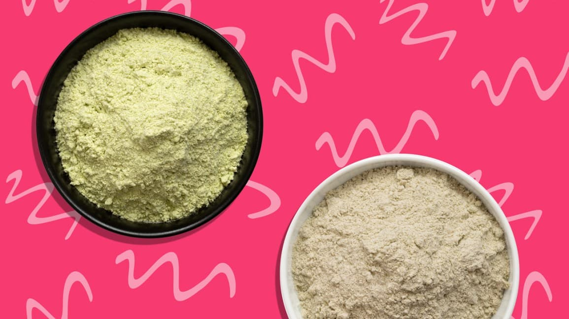 Soy Protein versus Whey Protein
